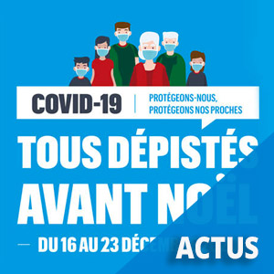 Campagne d'information vaccination COVID-19